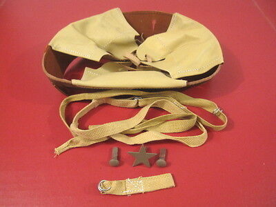 WWII Era Japanese Army Model 30 Helmet Liner Kit - Reproduction