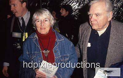 Andy Rooney 35mm PHOTO SLIDE TRANSPARENCY NEG 1604
