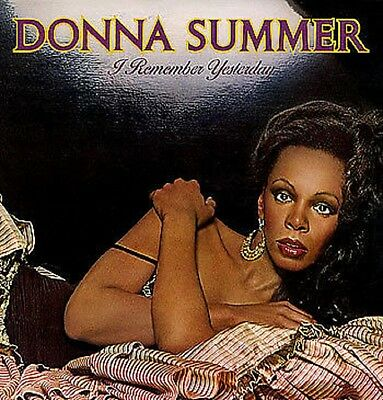 DONNA SUMMER I Remember Yesterday 1977 UK vinyl LP EXCELLENT CONDITION