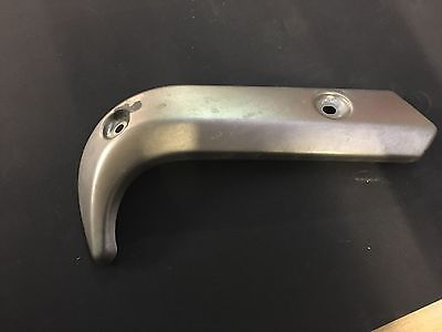 Used Genuine Yamaha WR 125 Exhaust Heat Shield Guard