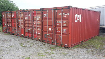 20 ft STORAGE CONTAINER FOR SELF STORAGE HIRE SANDBACH CHESHIRE
