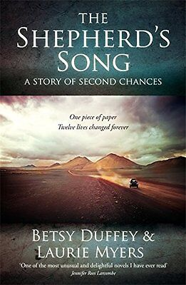 The Shepherds Song: A Story of Second Chances,PB- NEW