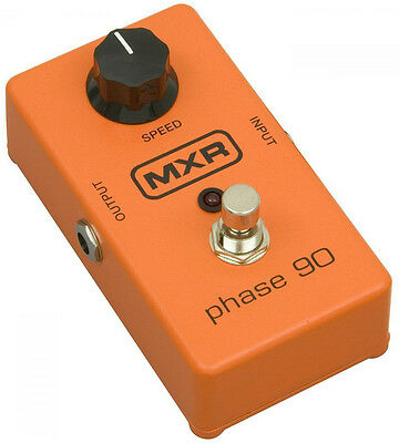 MXR M101 Phase 90 Guitar Effects Pedal (NEW)