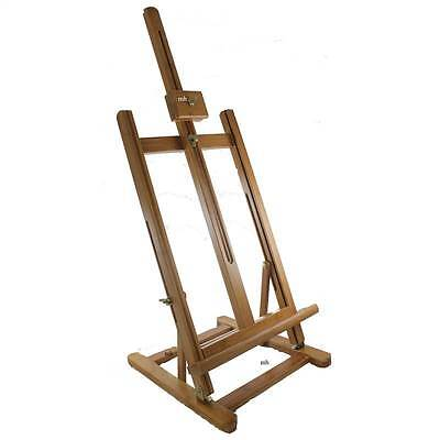 Loxley painting drawing Eco Friendly Bamboo Table Top Easel Display Artists