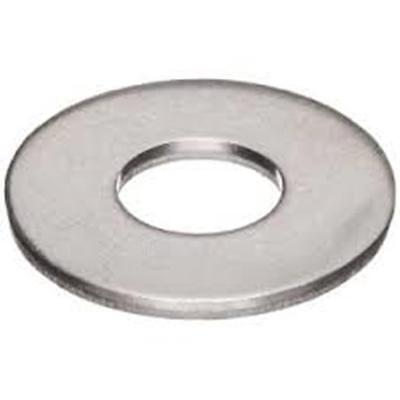 Stainless Steel Flat Washer, 3/8 x 1 OD Qty-50