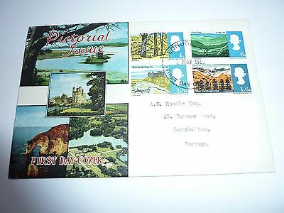 Pictorial Issue 1966 FDC