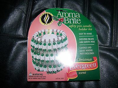 Candle Holder Kit Aroma Brite Safety Pin Candle Holder Kit