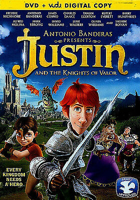 JUSTIN THE NIGHTS OF VALOR Family Approved SEALED NEW DVD DIG COPY FREE S&H US