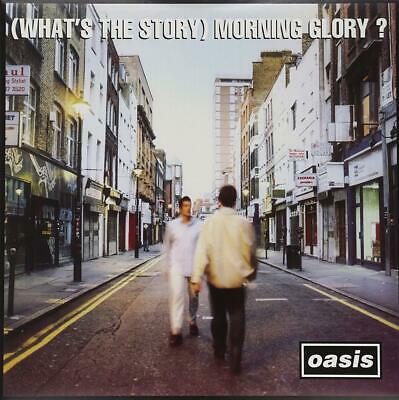 (whats the Story) Morning Glory - Oasis LP Free Shipping!
