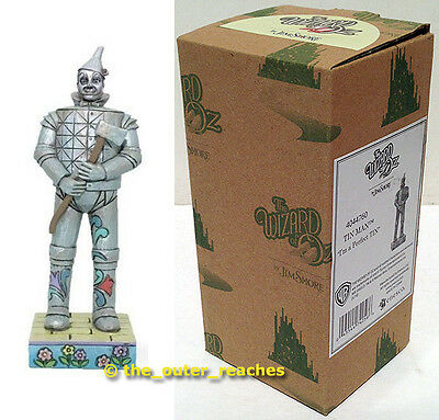 Wizard of Oz Jim Shore Figurine I'M A PERFECT TIN Man Pint-Sized 5-inch Statue