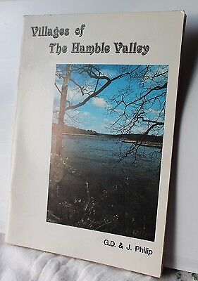 Villages of the Hamble Valley by G.D. & J. Philip