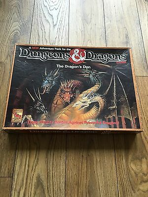 Dungeons And Dragons Game 1992