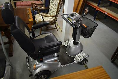 Quin Go Plus Mobility Scooter With Charger & Key