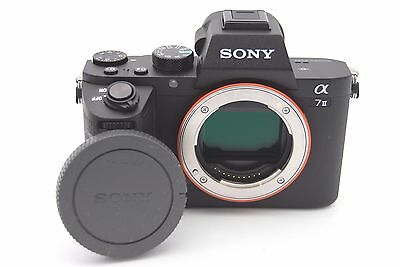 Sony Alpha 7 II 24.3MP 3'' SCREEN MIRRORLESS DIGITAL CAMERA BODY ONLY
