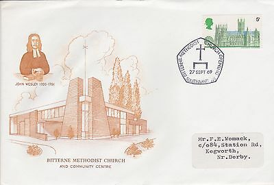 GB STAMPS POSTAL HISTORY SOUVENIR COVER EXAMPLE No 97 FROM LARGE COLLECTION