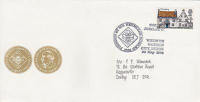 GB STAMPS POSTAL HISTORY SOUVENIR COVER EXAMPLE No 104 FROM LARGE COLLECTION