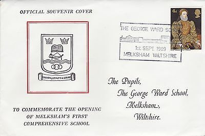 GB STAMPS POSTAL HISTORY SOUVENIR COVER EXAMPLE No 106 FROM LARGE COLLECTION