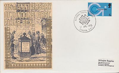 GB STAMPS POSTAL HISTORY SOUVENIR COVER EXAMPLE No 113 FROM LARGE COLLECTION
