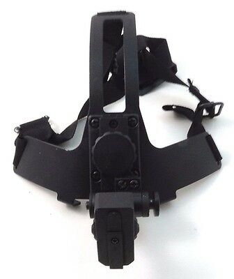 NewCon Optik  NVS H Helmet Mount for NVS-7& NVS-14 Night Vision Goggles Used