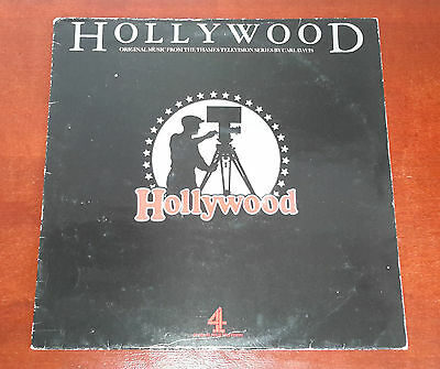 Hollywood LP music from TV series by Carl Davis