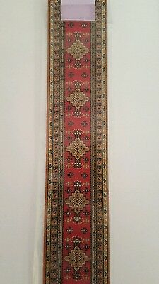 1:12 Scale Dolls House Accessories - Turkish Woven Carpet Runner Pike Pike & Co
