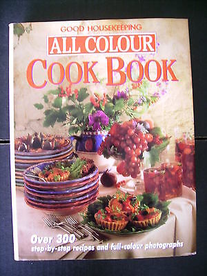Good Housekeeping All Colour Cookbook~300+ Step-By-Step Recipes~668pp HBWC