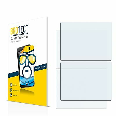 2x BROTECT Screen Protector for Nintendo DS Protection Film