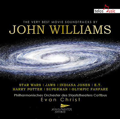 John Williams - Very Best Movie Soundtracks [New CD]