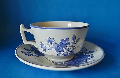 Spode Rochelle S3641 Cup & Saucer Very Good Condition