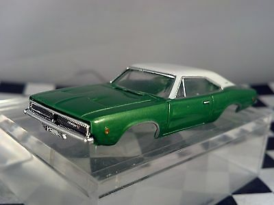 1968 Dodge Charger T JET 500 HO SCALE SLOT CAR Body Only