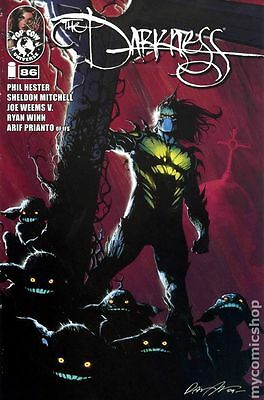 Darkness (2007 3rd Series) #86 FN