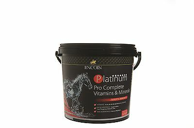 LINCOLN PLATINUM PRO COMPLETE VITAMINS AND MINERALS horse supplement