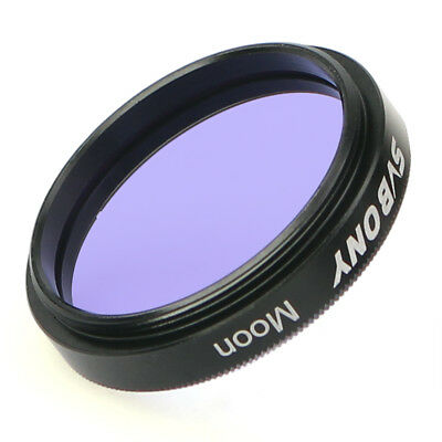 SVBONY Top 1.25'' 31.7mm Blue Moon & Skyglow Filter for Astronomy Telescope B2C