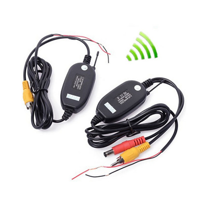 2.4G Wireless Ricevitore Trasmettitore per  Retromarcia Auto Camera Rear View RC