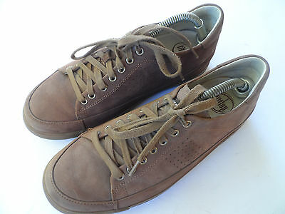 Fitflop Gentlemen's Supertone M Brown Suede Fitness Shoes Size 8 Uk/42 Eu/9 Us