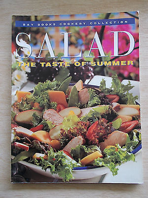 Bay Books~SALAD The Taste of Summer~Recipes~Cookbook~96pp P/B