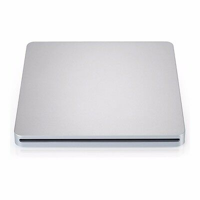 External USB 2.0 CD/DVD RW Re-Writeable Drive for Apple Mac, Macbook, iMac, Pro