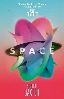 Space (The Manifold Trilogy, Book 2) (Paperback), Baxter, Stephen, 9780008134471