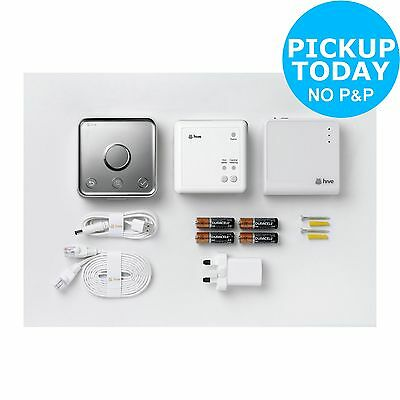 Hive Active Heating & Hot Water Thermostat Kit. From the Argos Shop on ebay