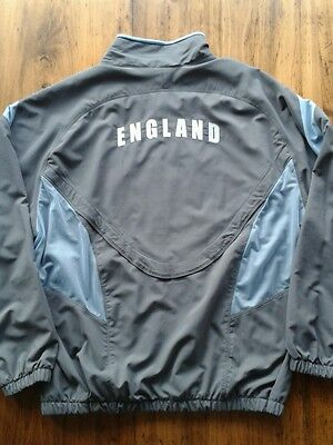 Player Issue England Rugby Jacket L Nike