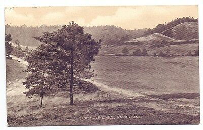 The Golf Links Parkstone,publisher Fred Cathery     (G)