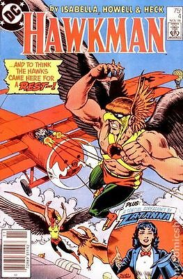 Hawkman (1986 2nd Series) #4 VF