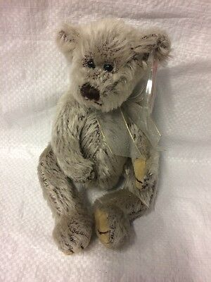 Ty- The Attic Treasures Collection - Greyson - Classic Grey Bear