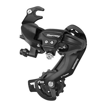 Cambio SHIMANO Tourney 6/7Speed Black RD-TY300B /REAR DERAILLEUR SHIMANO TOURNEY
