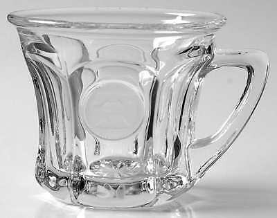 Fostoria COIN GLASS CLEAR Punch Cup 145460