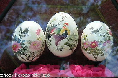 Japanese`  Hand -Painted EGGS....in case