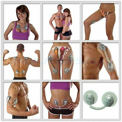 NEW for 2017 Diet Weight Loss Abs Legs Arms Muscle Toner Eletronic EMS Exercise