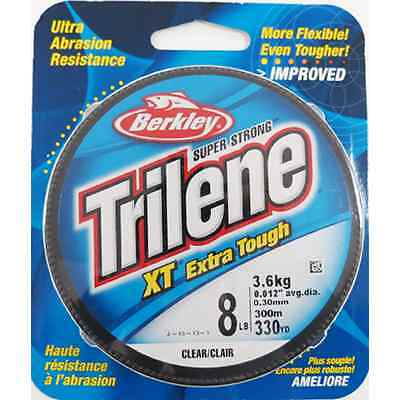Berkley Trilene XT Extra Tough Monofilament Fishing Line - CLOSING DOWN SALE!!