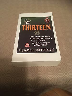 The Thirteen Book By James Patterson