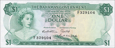 Bahamas 1 Dollar 1965 Pick 18b (1)